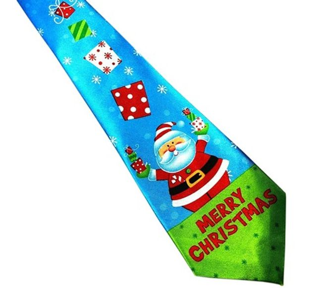 Božićna kravata - 16 varijanti 1