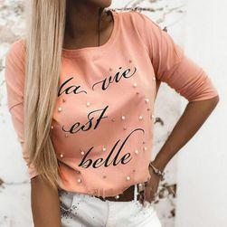 Ženska majica z dolgimi rokavi TF2716