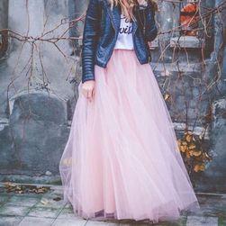 Tiulowa spódnica damska Jerrie - 10 kolorów