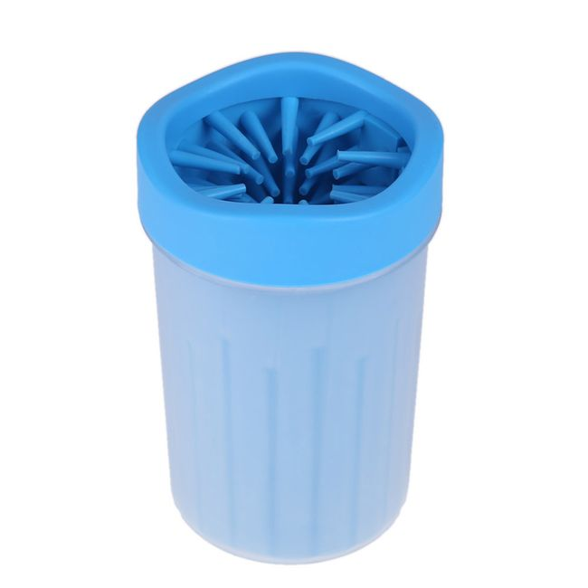 Kartáč na čištění tlapek - 3 barvy 1
