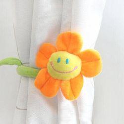 Plišasta roža z žico
