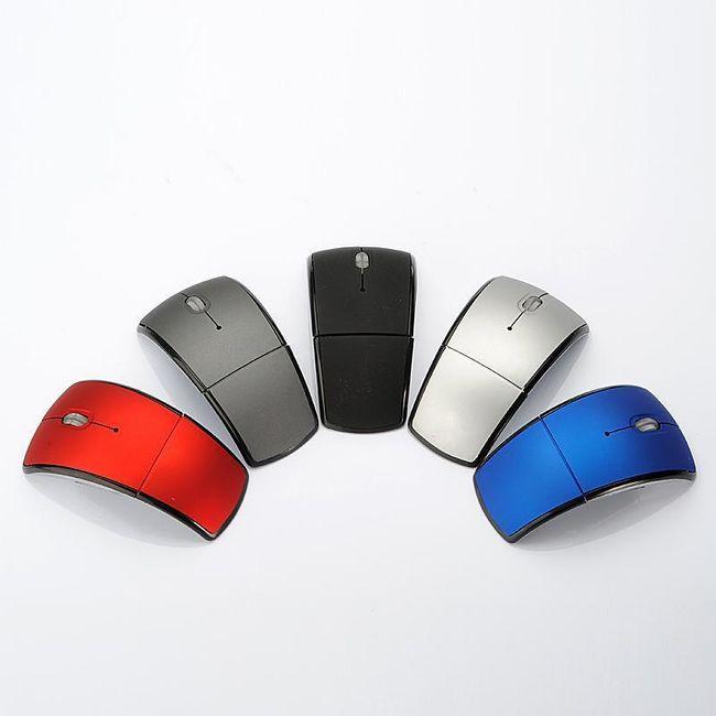 Preklopni bežični miš u 4 boje 1