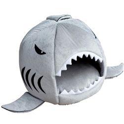 Cuibușor sub formă de rechin - 5 culori