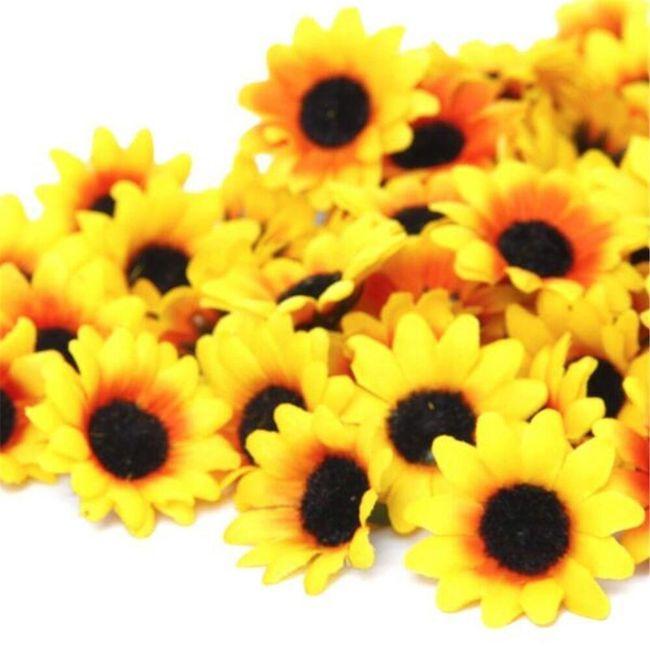 Sztuczne kwiaty Abby 1