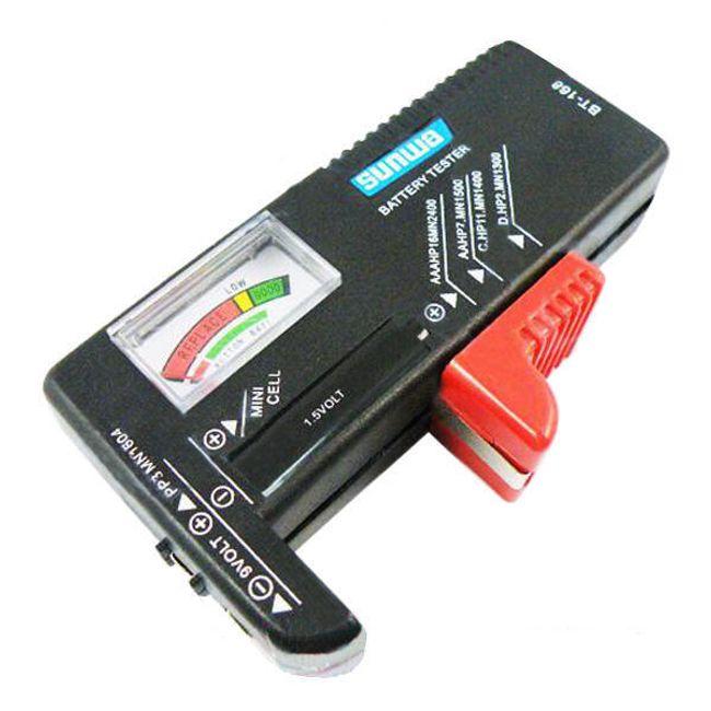 Uniwersalny tester baterii 1