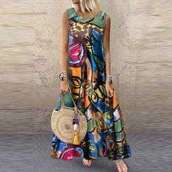 Damskie sukienki maxi Matyna