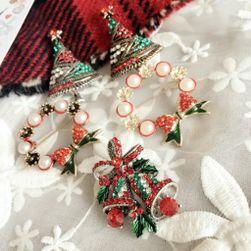Vánoční odznáčky - 5 variant