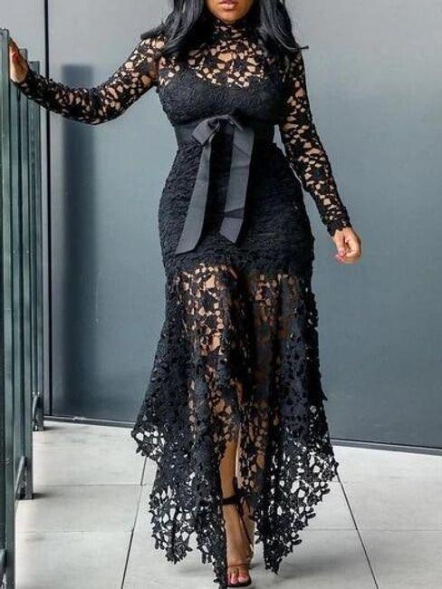 Dámské šaty plus size Armelle 1
