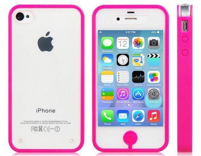 Tok iPhone 4 / 4S készülékhez, erős színekben 1