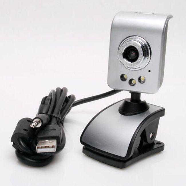 Webkamera s nočním viděním a mikrofonem 1