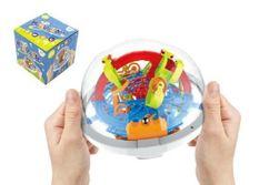 Puzzle minge educativă  din plastic 100 pași, 12cm RM_00311322