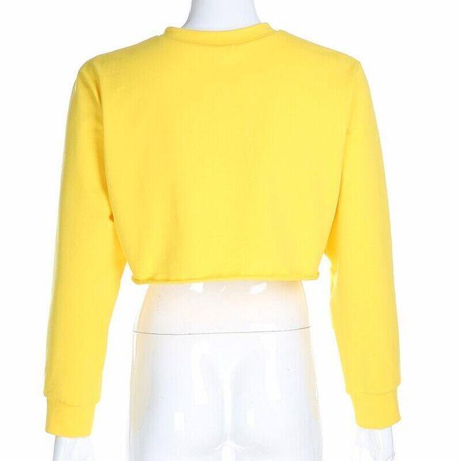 Női crop pulóver Marya