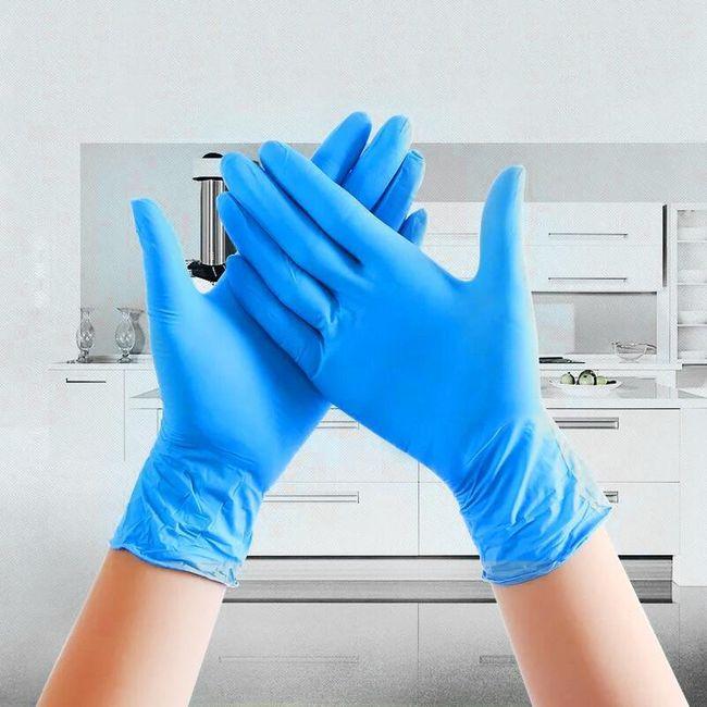 Tek kullanımlık eldiven seti  Antibatt 1