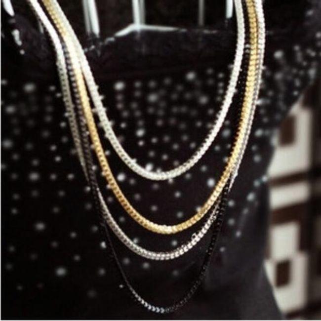 Vícevrstvý náhrdelník 1