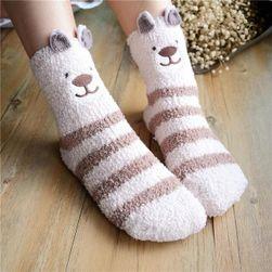 Топли дамски чорапи