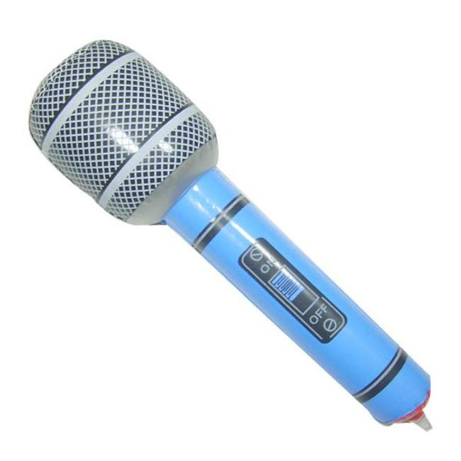 Balonek ve tvaru mikrofonu 1