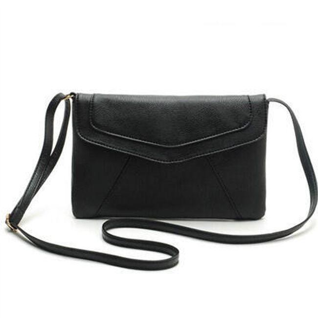 Jednoduchá dámská mini kabelka - 7 barev 1