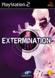 Hra (PS2) Extermination