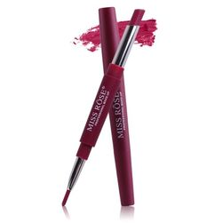 Червило с контурен молив - 2 в 1 - 8 цвята