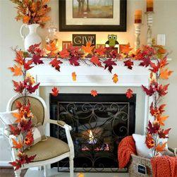 Halloween dekorasyonu Leaf