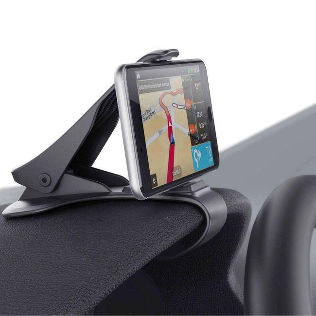 Cep telefonu ve navigasyon tutucu 1