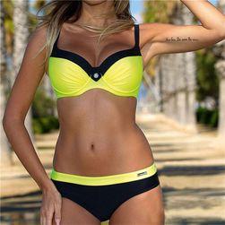 Dámské moderní bikini s push up efektem