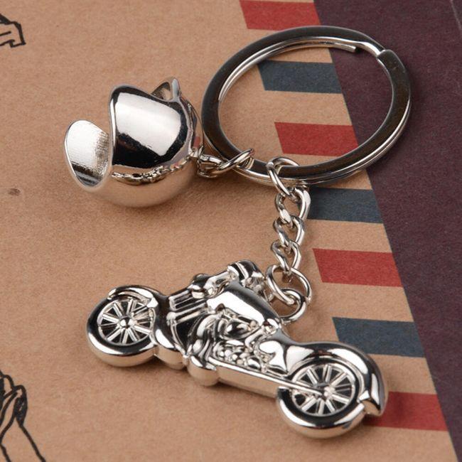 Klíčenka - motorka 1