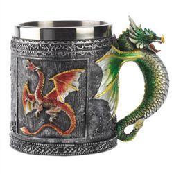 Халба с дракони
