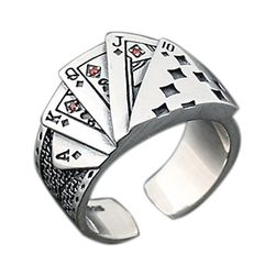 Мужское кольцо Peter