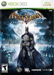 Játék (Xbox 360) Batman: Arkham Asylum