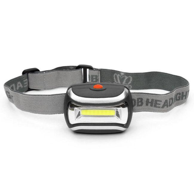 LED čelovka - 4 barvy 1