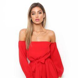 Haljina bez bretela Maiya