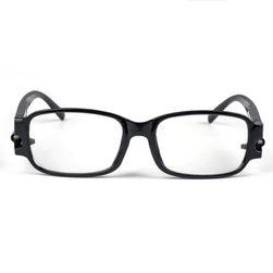 Dioptrijske naočale za čitanje sa LED svjetlom - 2 boje