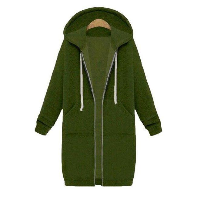 Női kabát kapucnival Falla