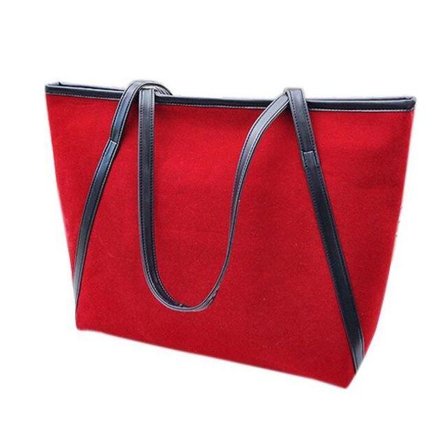 Женская летняя сумка в пяти цветах 1