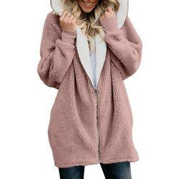Kapşonlu kadın sweatshirt Gabriella