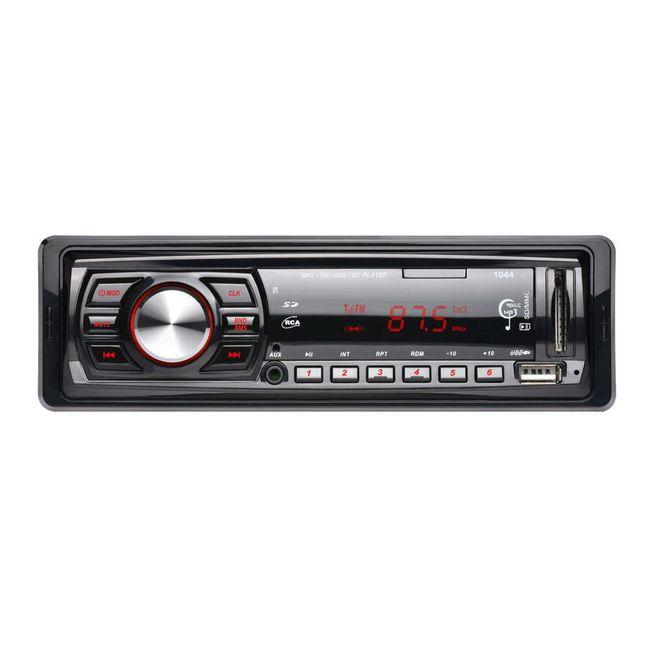 Autorádio s AUX/USB/SD/MP3 1