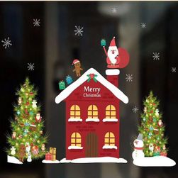 Autocolant de Crăciun CH34