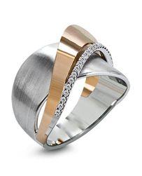 Женское кольцо DE56