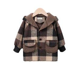 Dečiji kaput DK475