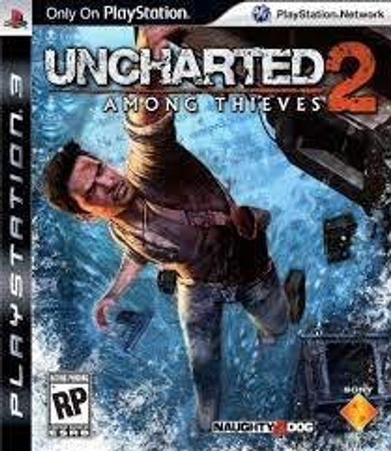 Gra  (PS3) Uncharted 2: Among Thieves 1