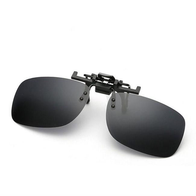 Polarizacijska sponka za sončna očala - 5 barv 1