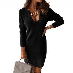 Женское платье с длинными рукавами Alysha