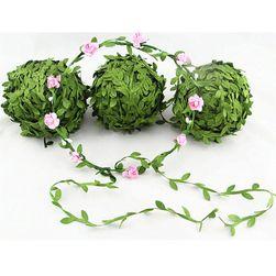 Frunze artificiale decorative - 5 m