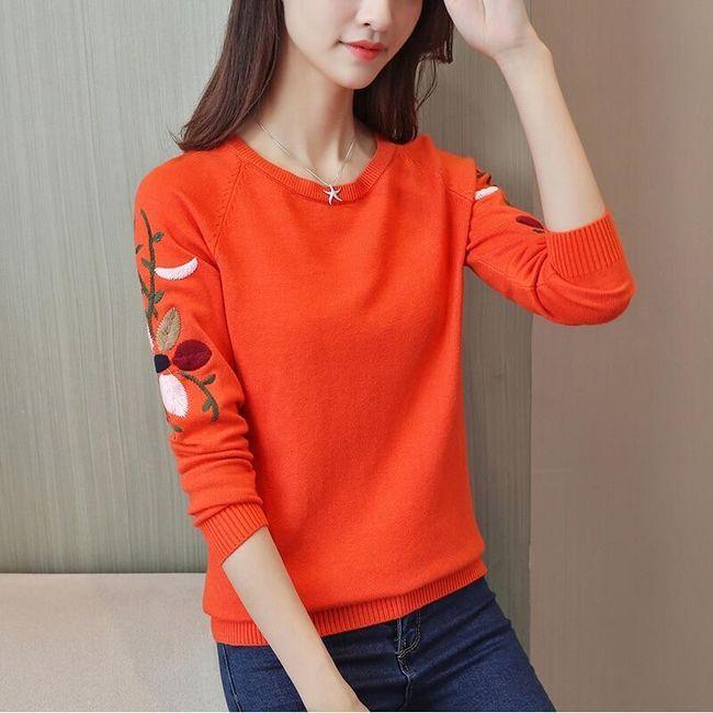 Női hosszú ujjú póló AUI56 1