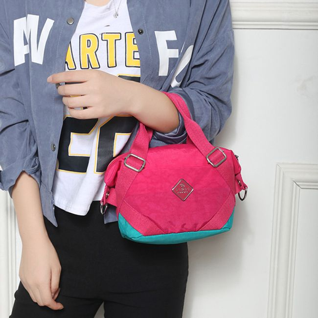Современная женская сумка с длинным ремешком 1