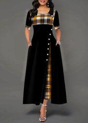 Damska sukienka Markett wielkość XL