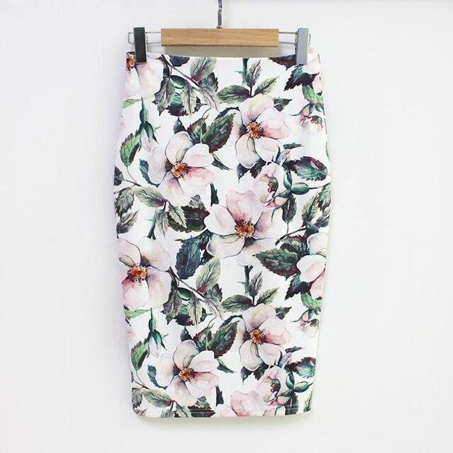 Dámská sukně - 10-velikost č. 4 1
