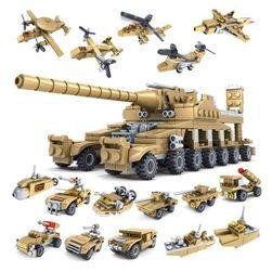Joc de contruit pentru copii WAR