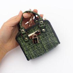 Mini novčanik u obliku torbice - 9 boja